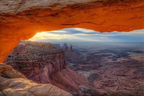 Grand Canyon von Aurelien Terrible
