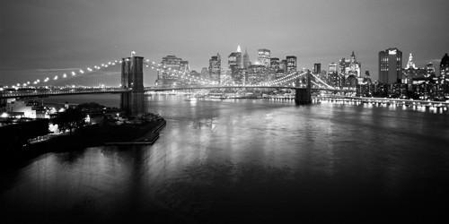 Brooklyn Bridge von Dave Butcher