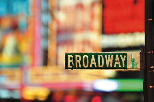 On Broadway von Pela & Richard