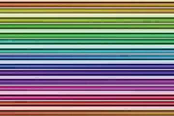 Color Lines II von Gerhard Rossmeissl