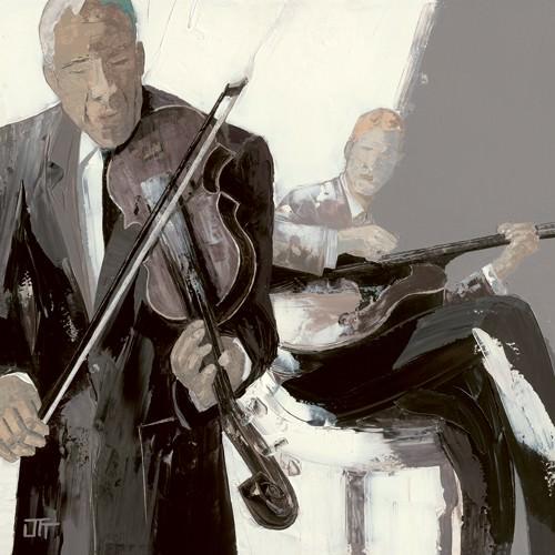Le violon von Bernard Ott
