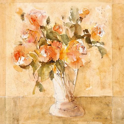Roses VI von ROMO-Rolf Morschheuser