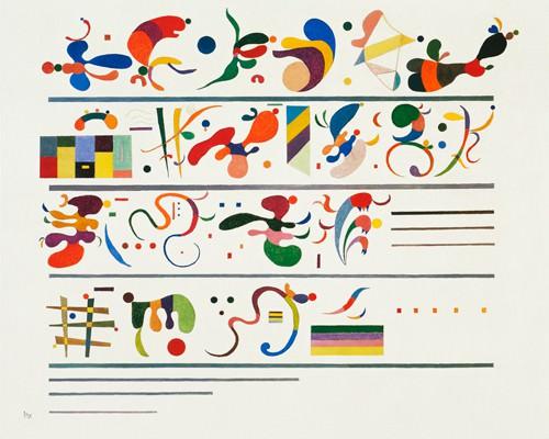 Successione von Wassily Kandinsky