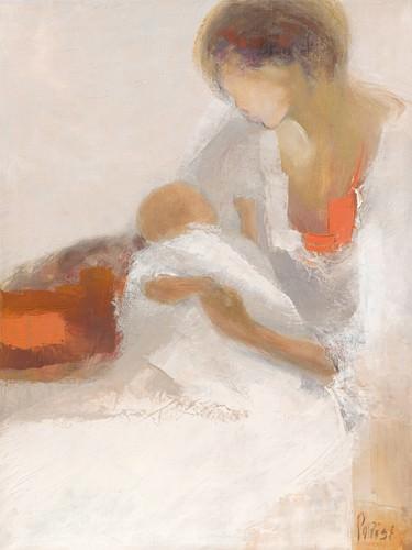 Maternite IV von Chantal Parise