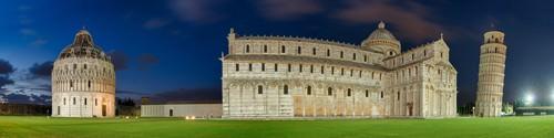 Pisa - Platz der Wunder von Rolf Fischer