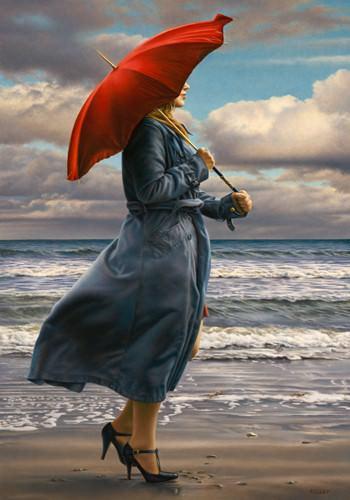 Red Umbrella von Paul Kelly