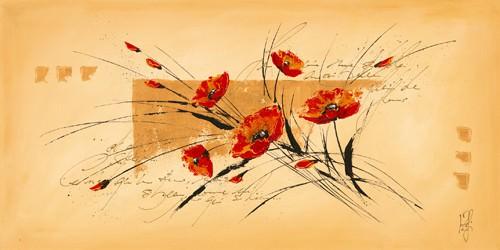 Tendresse fleurie III von Isabelle Zacher-Finet