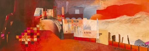 Industrial Landscape 2 von Margreet Holtkamp
