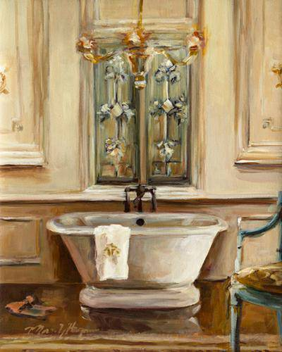 Classical Bath III von Marilyn Hageman
