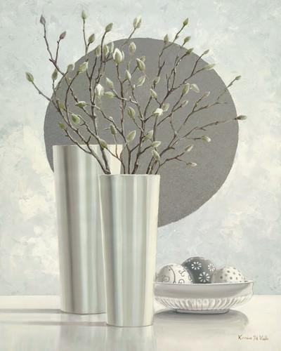 Silver Inspiration II von Karin van der Valk
