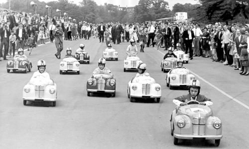 Tiny Tots Grand Prix 1965 von Anonym