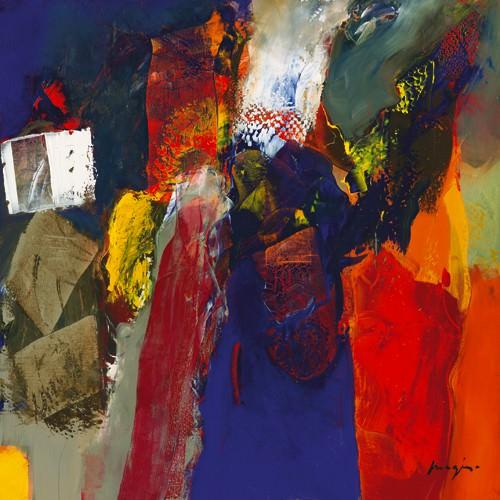 Variations abstraites XVI von Pascal Magis