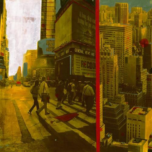 Times Square (NYC) von Ayline Olukman