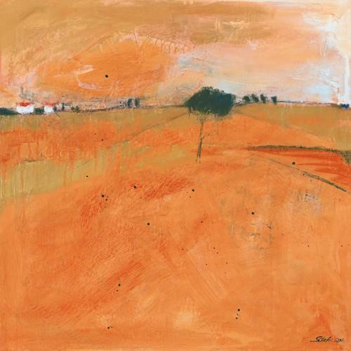 Landscape I von Gabriele Scherk