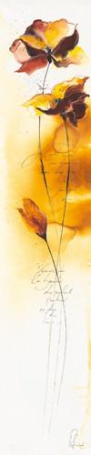 Fleurs deautomne I von Isabelle Zacher-Finet