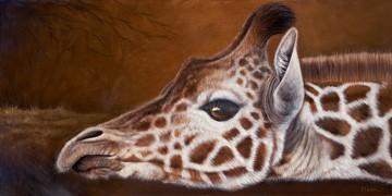 Giraffe von Jutta Plath