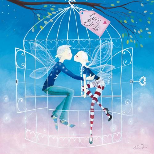 Love Birds von Lorrie McFaul
