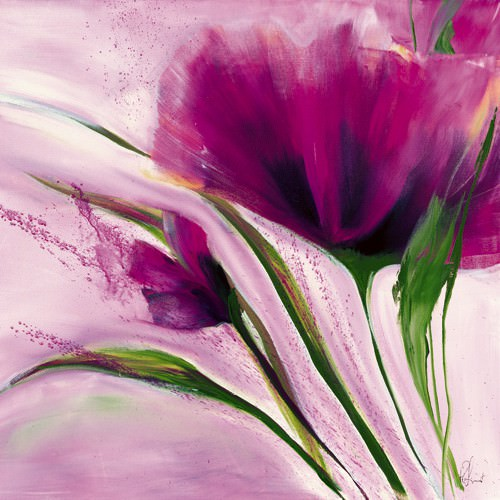 Le jour en rose I von Isabelle Zacher-Finet