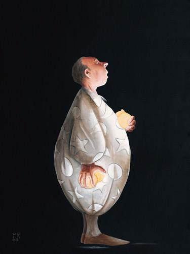 Le jongleur I von Pierre Rouillon