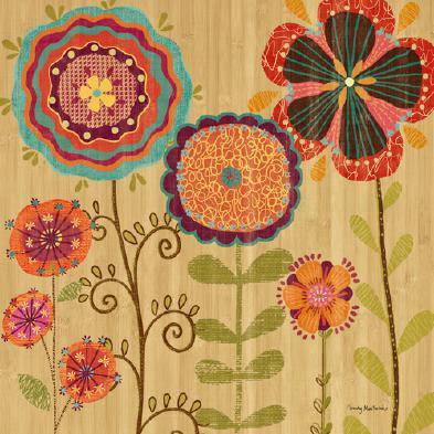 Folklore Garden II von Wendy MacFarlane