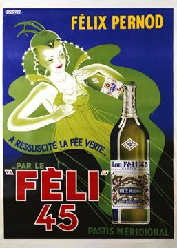 Feli 45 von Raymond Ducatez
