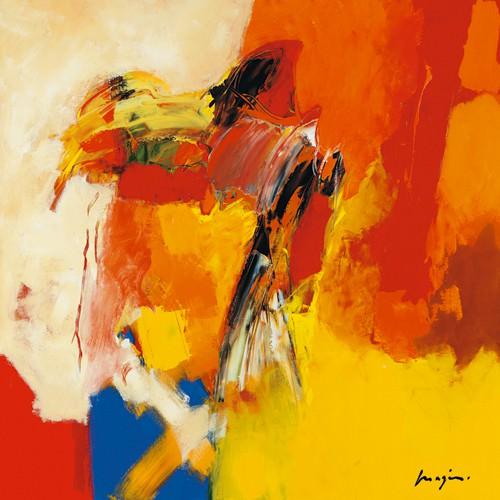 Orange von Pascal Magis