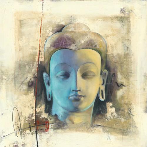 Lumiere bleue von Elvira Amrhein