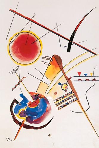Acquarell von Wassily Kandinsky