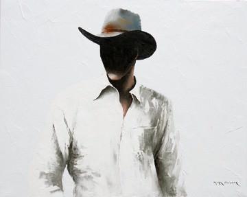 Cowboy II von Mike Ponder