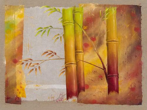 Bambou I von Virginie Cadoret