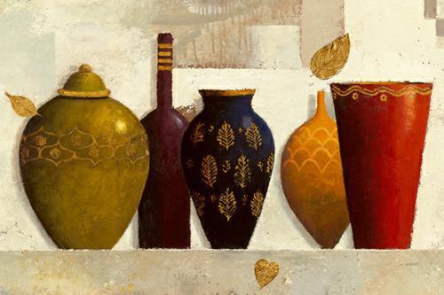 Jeweled Vessels von James Wiens