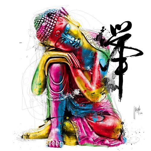 Buddha von Patrice Murciano