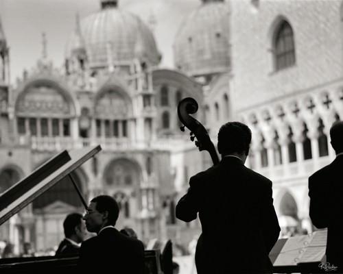 Venezia San Marco Musicians von Ralf Uicker