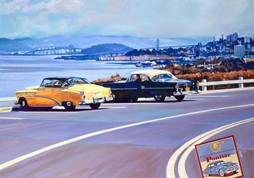 San Francisco Bay von VAUTRIN