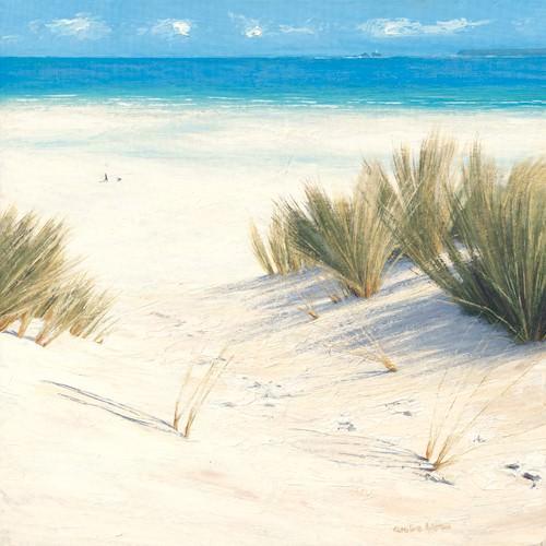 Footprints in the Sand von Caroline Atkinson