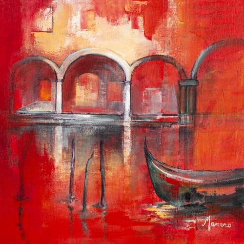 Venise Mysterieuse II von Annie Manero