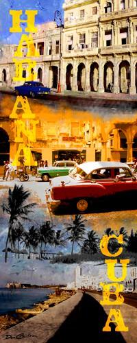 Habana Cuba von Don Carlson