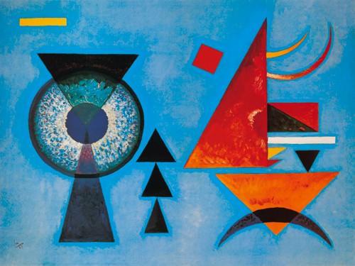 Weiches Hart von Wassily Kandinsky