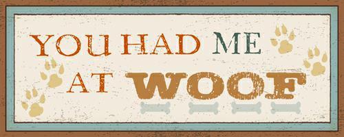 You Had Me at Woof von Alain Pelletier