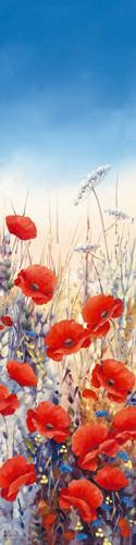 Poppy Field II von Hilary Mayes