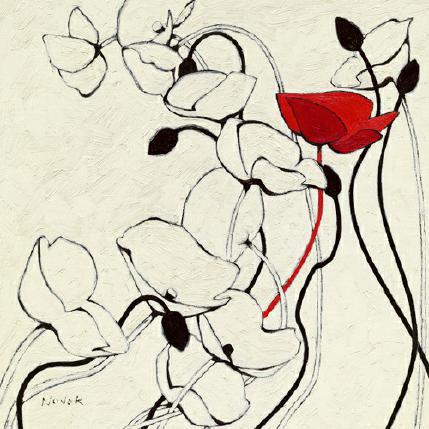 Filament de Vie II von Shirley Novak