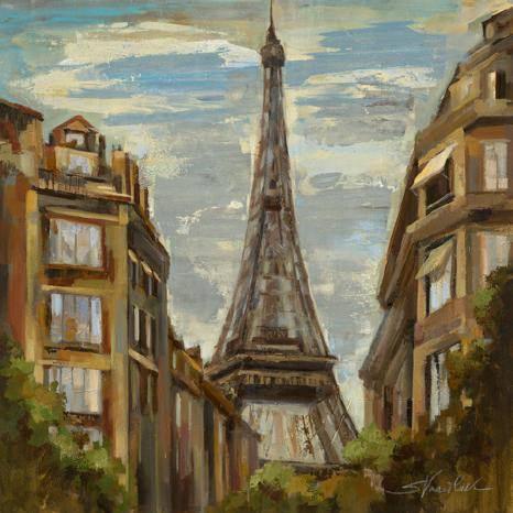 A Moment in Paris I von Silvia Vassileva