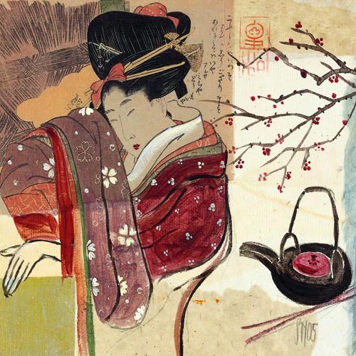Asia Tea von Sabine Gotzes