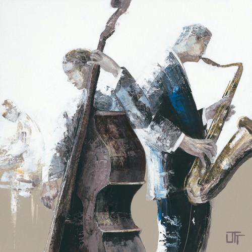 Jazz Band von Bernard Ott
