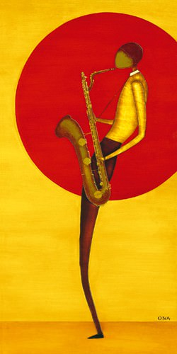 Jazz Man II von Ona