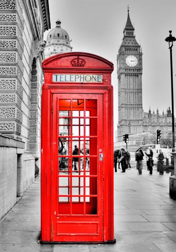London Phone von Aurelien Terrible