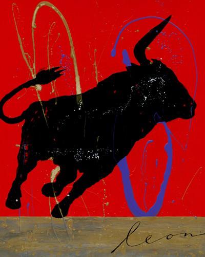 Fiesta del Toro von Leon Bosboom
