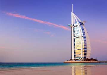 Dubai II von Rainer Mirau