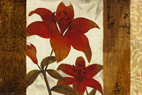 Floral Harmony I von Michael Mullan