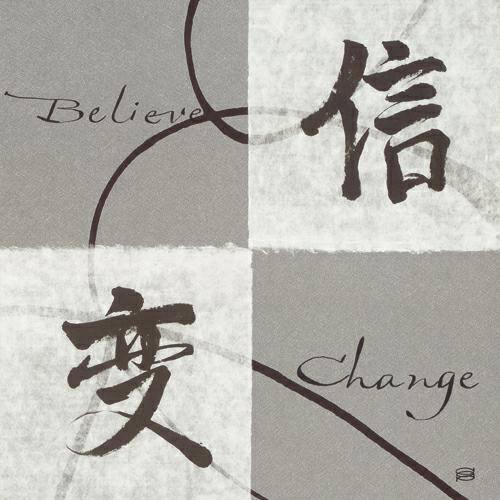 Believe Change von Chris Paschke